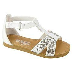 Toddler Girl's Sandal Sasha - Silver