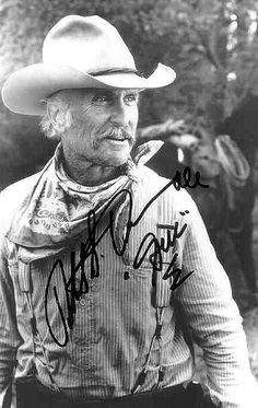 Robert Duvall  by travelcreme, via Flickr.  IMO the best actor ever.  He was born to play Gus in Lonesome Dove.