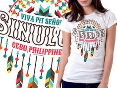 Sinulog, How To Wear, T Shirt, Tops, Design, Women, Fashion, Supreme T Shirt, Moda
