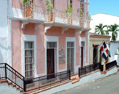 Boutique Hotel Atarazana sits on a quiet street just off the Alcazar de Colon. Concierge.com