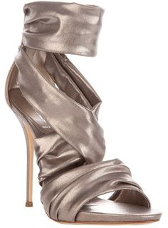 CASADEI   Metallic Sandal