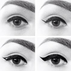 How To Do A Cat Eye.