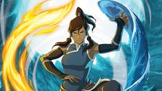 The Legend Of Korra opens up such an amazing world of Possibilities!