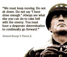 George Patton Quotes General George Patton Quotes  Patton  Pinterest  George Patton .