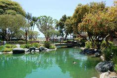 Seaport Village, San Diego  Photo by GL Brannock.