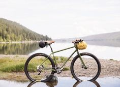 7 Bikes for 7 Wonders: The Wallowas Bike