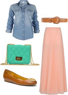 """""""Maxi and Jean Shirt"""" by emmaeajones ❤ liked on Polyvore"""