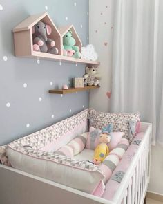 Home Decoration Application Product Baby Boy Room Decor, Baby Bedroom, Baby Boy Rooms, Nursery Room, Room Decor Bedroom, Girl Room, Girls Bedroom, Bedroom Pop Design, Kids Room Design