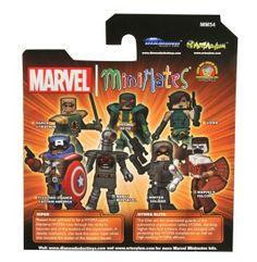 Marvel Minimates Series 54 & Toys R Us Exclusive Series 18 Headed To Stores Now http://www.toyhypeusa.com/2014/01/02/marvel-minimates-series-54-toys-r-us-exclusive-series-18-headed-to-stores-now/
