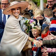19-05-2015 Koning Willem-Alexander en Koningin Maxima brengen een streekbezoek aan Zeeuws-Vlaanderen.