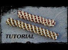 Video: Russian Spiral. #Seed #Bead #Tutorials