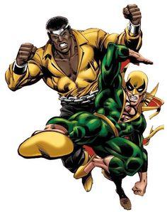 Power Man & Iron Fist