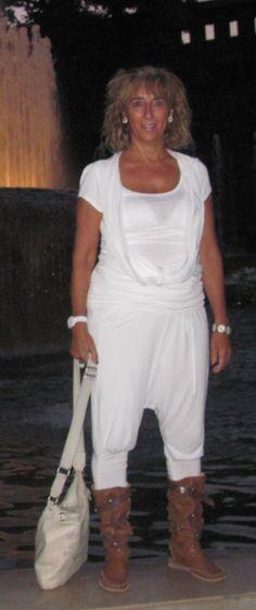 2009- con i pantaloni alla turca