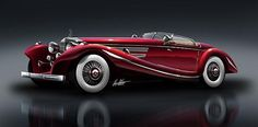 Mercedes Benz 500 K by husseindesign