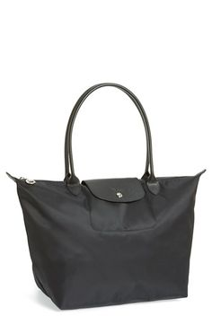 Longchamp \u0026#39;Le Pliage - Large Neo\u0026#39; Nylon Tote available at #Nordstrom
