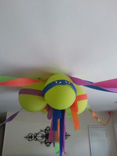 Tmnt decorations