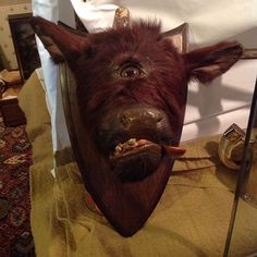 awful taxidermy - Google Search