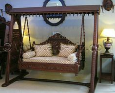 Sankheda Furniture V Shaped Swing Jhula Jhula Pinterest House