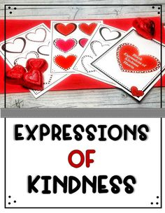 A fun idea for acts of kindness activity for middle and high school students! by using acts of kindness cards! Empower your students to be their best selves. Even with all of the Expression of Kindness Hearts included you can create your own! Kindness Activities, Activities For Teens, Interactive Activities, Sun Activity, Social Emotional Activities, Life Skills Lessons, Kindness Challenge, Elementary School Counseling, Teacher Blogs