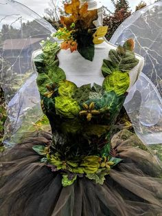 Your place to buy and sell all things handmade Woodland Fairy Costume, Mother Nature Costume, Fairy Photography, Robes Tutu, Elf Costume, Fairy Costumes, Halloween Wishes, Black Fairy, Fairy Clothes