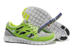 Save Up To 73% Nike Free Run 2 Size 12 White Cool Grey Liquid Lime Black Volt        #Volt  #Womens #Sneakers