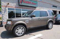 2010 Land Rover LR4 HSE http://www.iseecars.com/used-cars/used-land-rover-for-sale