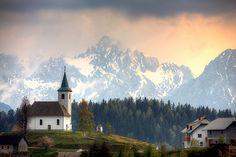 Logarska Dolina, Slovenia