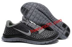 size 40 84d79 31098 Buy Mens Nike Free Run Black Reflect Silver Running Shoes Online from  Reliable Mens Nike Free Run Black Reflect Silver Running Shoes Online  suppliers.