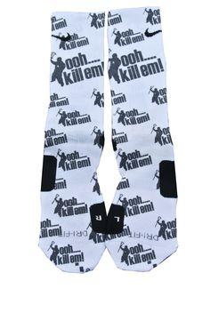 Soooo getting these! Adidas Socks, Nike Elite Socks, Nike Outlet, Shoes Outlet, Basketball Socks, Soccer, Cool Socks, Awesome Socks, Custom Socks
