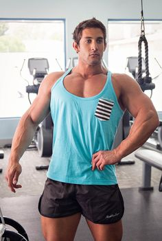 BuildYourEmpire Limitless Stringer Gym Singlet