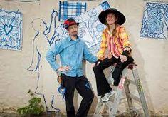 Flying with Paradise Persian vignettes including flying carpets transformed the Italian Renaissance Gardens at the Hamilton Garden Arts Festival. Tape Art, Italian Renaissance, Art Festival, Vignettes, Garden Art, Carpets, Hamilton, Persian, Street Art