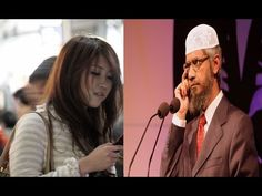 يابانية ملحدة تشتم نبينا محمد أمام آلاف المسلمين فيأتيها الرد الساحق