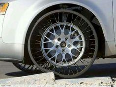 Airless tyre