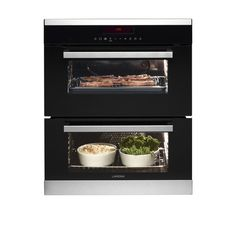 Lamona Touch Control Built Under Double M:F Oven LAM4403
