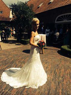 ♥ Sincerity Brautkleid ivory 3664 ♥  Ansehen: http://www.brautboerse.de/brautkleid-verkaufen/sincerity-brautkleid-ivory-3664/   #Brautkleider #Hochzeit #Wedding