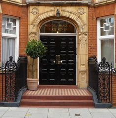 Montagu Mansions, Marylebone, St. Marylebone, London, England, GB.