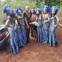 Cameroon Bamenda and Bamileke attire for wedding African Fashion Traditional, Nigerian Traditional Wedding, Traditional Wedding Attire, Traditional Outfits, Ankara Dress Styles, African Print Dresses, African Fashion Dresses, African Dress, African Wedding Attire