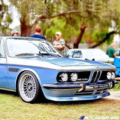 E9 Coupe with 3.8l M5