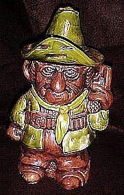 Treasure Craft Mexican Bandito cookie jar