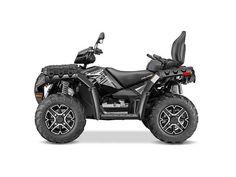 New 2017 Polaris Sportsman Touring XP 1000 Black Pearl ATVs For Sale in Michigan.