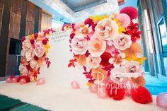Résultats de recherche d'images pour « flower giant paper »