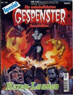 Gespenster Geschichten Spezial #142 - Hexen-Launen