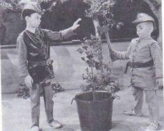 1936 - 'ARBOR DAY'  Alfalfa and Spanky