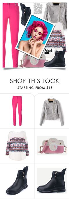 """""""Shein 8"""" by aida-banjic ❤ liked on Polyvore featuring Kenzo and shein"""