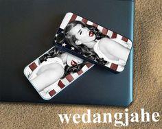 Lana Del Rey Flag  iPhone 4/4s/5 Case  Samsung by weidangjaheuet, $13.50