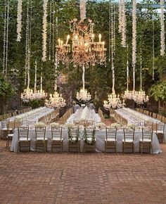 When it comes to having a glamorous wedding reception, there are a few things you can incorporate to take your decor to the next level of fabulous. Even if you can't add all of the glamour must-haves, even just one element listed below will suffice. So start here to find out what the top glamour details […]