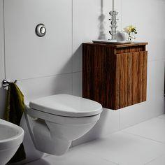 Vägghängd Toalettstol Gustavsberg Nautic 5530 - GB115530001010 Toilet, Bathroom, Design, Washroom, Flush Toilet, Bath Room, Toilets, Bath, Bathrooms