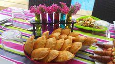 Brik Dannouni au thon#recette tunisienne#œufs#viande hachée#fromage#pâte brisée#jaune d'œuf Deserts, Bread, Cheese, Orient, Tunisian Recipe, Ground Meat, Savoury Dishes, Tunisian Food, Brot