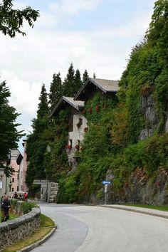 Rattenberg, a tiny city in Tyrol, Austria