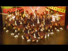 "ViDEO★ AKB48 ~ Japanese pop idol band ♪ ""Ōgoe Diamond"" PV (music video) with English subtitle lyrics in Closed Captions ~ released in 2008"